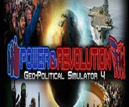 Power and Revolution: Geopolitical Simulator 4
