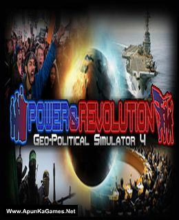 Power and Revolution: Geopolitical Simulator 4 Cover, Poster, Full Version, PC Game, Download Free