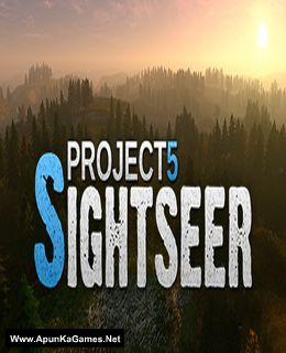 Project 5: Sightseer Cover, Poster, Full Version, PC Game, Download Free