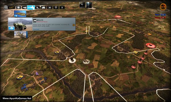 R.U.S.E. Screenshot 3, Full Version, PC Game, Download Free