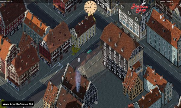 Rick Rack Screenshot 1, Full Version, PC Game, Download Free