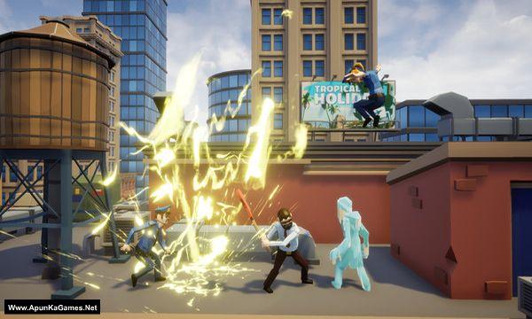 Run Roll Rumble Screenshot 3, Full Version, PC Game, Download Free