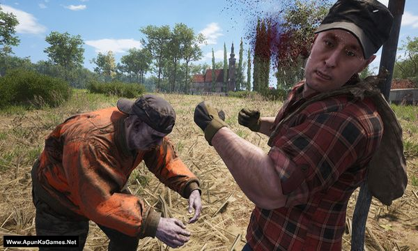 Scum Screenshot 3, Full Version, PC Game, Download Free