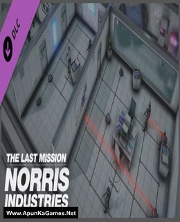 Spy Tactics - Norris Industries Cover, Poster, Full Version, PC Game, Download Free