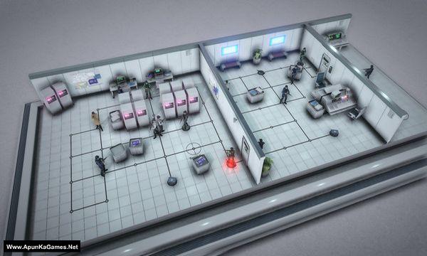 Spy Tactics - Norris Industries Screenshot 1, Full Version, PC Game, Download Free
