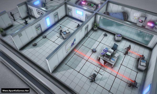 Spy Tactics - Norris Industries Screenshot 3, Full Version, PC Game, Download Free