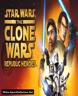 Star Wars: The Clone Wars – Republic Heroes Cover, Poster, Full Version, PC Game, Download Free
