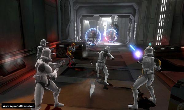 Star Wars: The Clone Wars – Republic Heroes Screenshot 1, Full Version, PC Game, Download Free