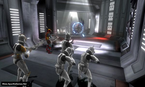 Star Wars: The Clone Wars – Republic Heroes Screenshot 2, Full Version, PC Game, Download Free