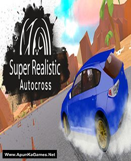 Super Realistic Autocross Cover, Poster, Full Version, PC Game, Download Free