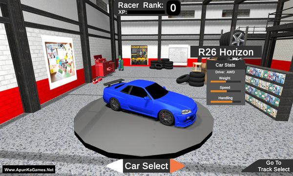 Super Realistic Autocross Screenshot 1, Full Version, PC Game, Download Free