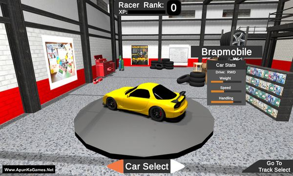 Super Realistic Autocross Screenshot 2, Full Version, PC Game, Download Free