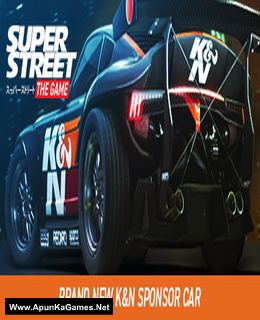 Super Street: The Game Cover, Poster, Full Version, PC Game, Download Free
