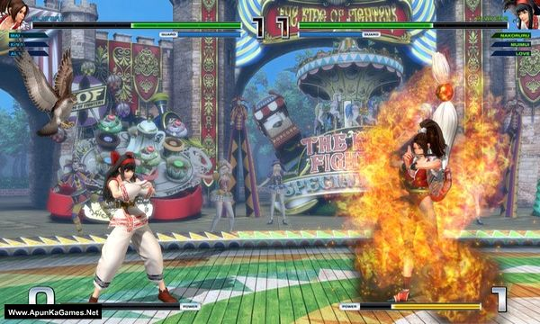The King of Fighters XIV Steam Edition Screenshot 2, Full Version, PC Game, Download Free