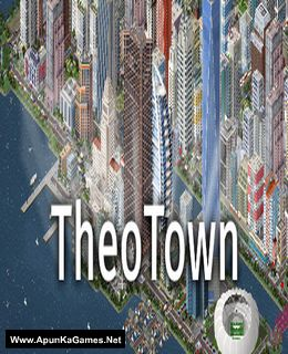 TheoTown Cover, Poster, Full Version, PC Game, Download Free