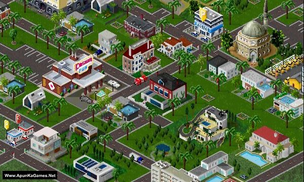 TheoTown Screenshot 1, Full Version, PC Game, Download Free