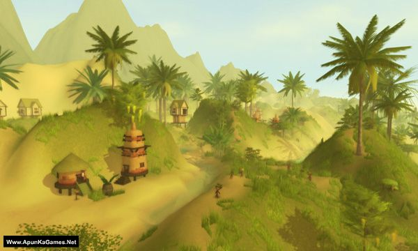 Tidal Tribe Screenshot 2, Full Version, PC Game, Download Free