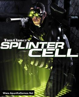 Tom Clancy's Splinter Cell Cover, Poster, Full Version, PC Game, Download Free