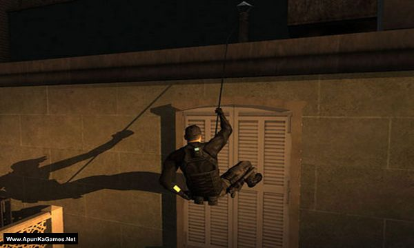 Tom Clancy's Splinter Cell Screenshot 3, Full Version, PC Game, Download Free