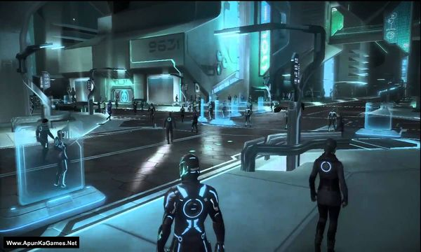 Tron: Evolution Screenshot 1, Full Version, PC Game, Download Free
