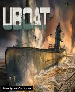 UBOAT Cover, Poster, Full Version, PC Game, Download Free