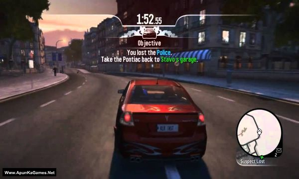 Wheelman Screenshot 1, Full Version, PC Game, Download Free