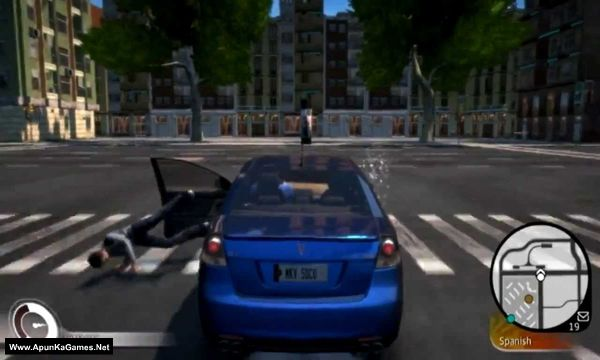 Wheelman Screenshot 2, Full Version, PC Game, Download Free