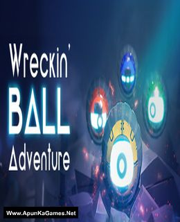 Wreckin' Ball Adventure Cover, Poster, Full Version, PC Game, Download Free