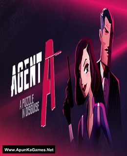 Agent A: A Puzzle in Disguise Cover, Poster, Full Version, PC Game, Download Free