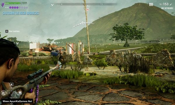 Ashes of Oahu Screenshot 2, Full Version, PC Game, Download Free
