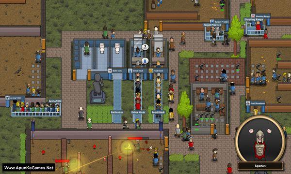 Battle Royale Tycoon Screenshot 1, Full Version, PC Game, Download Free