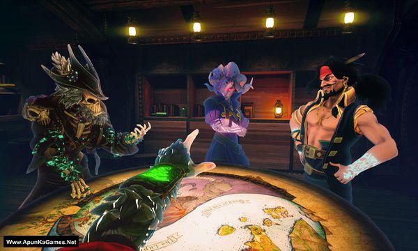 Battlewake Screenshot 3, Full Version, PC Game, Download Free