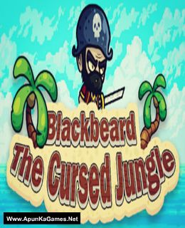 Blackbeard the Cursed Jungle Cover, Poster, Full Version, PC Game, Download Free