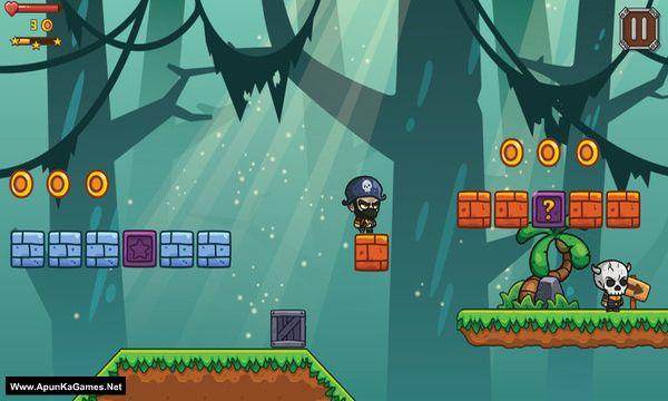 Blackbeard the Cursed Jungle Screenshot 1, Full Version, PC Game, Download Free