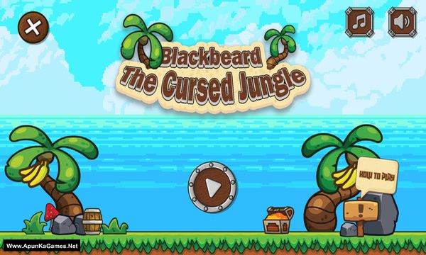 Blackbeard the Cursed Jungle Screenshot 3, Full Version, PC Game, Download Free