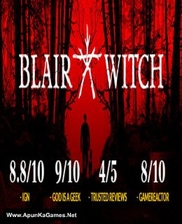 Blair Witch Cover, Poster, Full Version, PC Game, Download Free