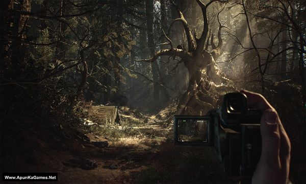 Blair Witch Screenshot 1, Full Version, PC Game, Download Free