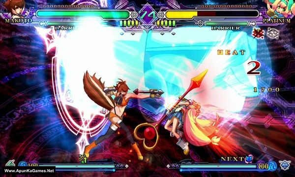 BlazBlue: Continuum Shift Extend Screenshot 3, Full Version, PC Game, Download Free