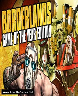 Borderlands 2 Game of the Year Cover, Poster, Full Version, PC Game, Download Free