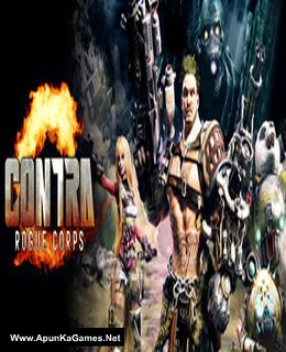 Contra: Rogue Corps Cover, Poster, Full Version, PC Game, Download Free