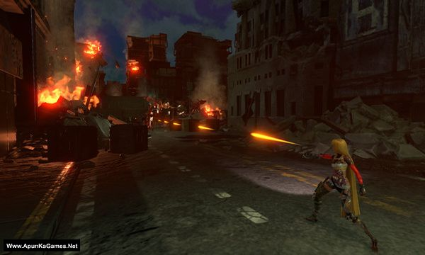 Contra: Rogue Corps Screenshot 1, Full Version, PC Game, Download Free