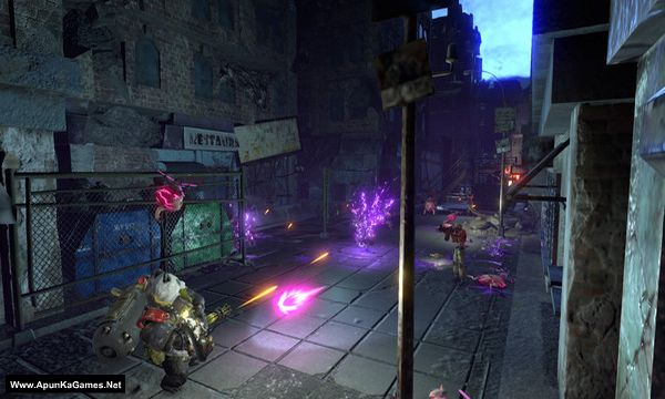 Contra: Rogue Corps Screenshot 2, Full Version, PC Game, Download Free