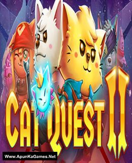 Cat Quest II Cover, Poster, Full Version, PC Game, Download Free