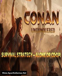 Conan Unconquered Cover, Poster, Full Version, PC Game, Download Free