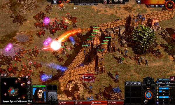 Conan Unconquered Screenshot 1, Full Version, PC Game, Download Free