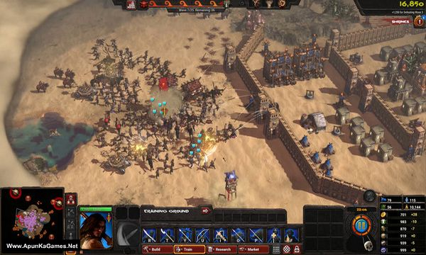 Conan Unconquered Screenshot 3, Full Version, PC Game, Download Free