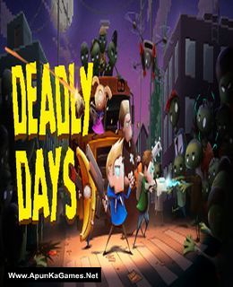 Deadly Days Cover, Poster, Full Version, PC Game, Download Free