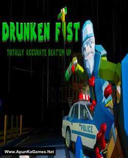 Drunken Fist 🍺👊 Totally Accurate Beat 'em up Cover, Poster, Full Version, PC Game, Download Free