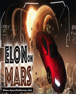 Elon on Mars Cover, Poster, Full Version, PC Game, Download Free