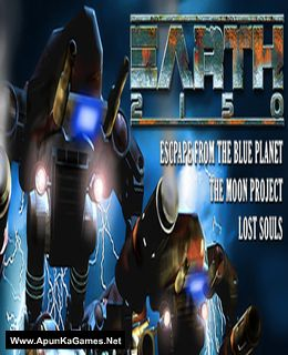 Earth 2150 Trilogy Cover, Poster, Full Version, PC Game, Download Free